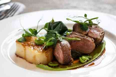Rudding Park - Two AA Rosette Three Course Meal for Two - Save 43%