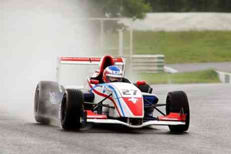 SWB Motorsport - 12 Lap Racing Car Experience with Tuition - Save 50%