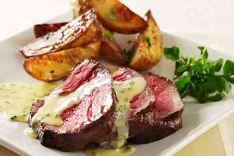 The Sportsman Pub - Chateaubriand for Two  - Save 42%