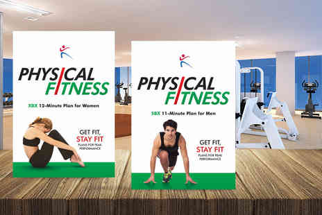 BX Plans - BX Fitness exercise plan book for men or women for both shape up - Save 62%