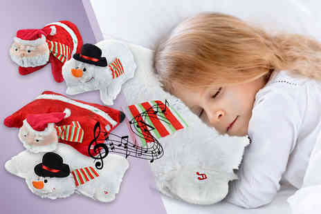 Shop Monk - Kids musical pillow  - Save 59%