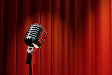 Jongleurs Comedy Club - Six to a two hour Christmas comedy show  - Save 32%