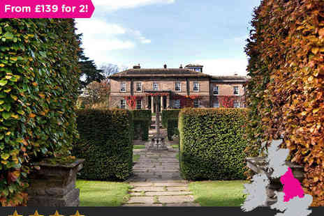 Doxford Hall Hotel - Overnight Stay for Two in a Classic Double Room with Award Winning Breakfast Daily - Save 35%