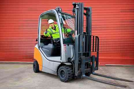 Forklift Training - Forklift Driving Course with Certification  - Save 34%