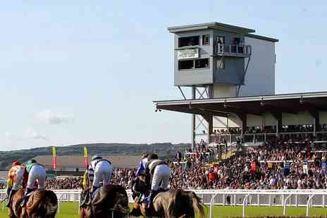 Ffos Las Racecourse - Tickets to Totepool Peoples or Heineken Raceday  - Save 33%