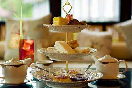 The Quicken Tree Restaurant - Winter Afternoon Tea with Winter Pimms for Two or Four  - Save 54%
