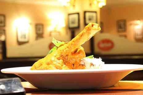 Ginger Restaurant - Two Course Indian and Nepalese Meal with Naan and Rice for Two - Save 60%