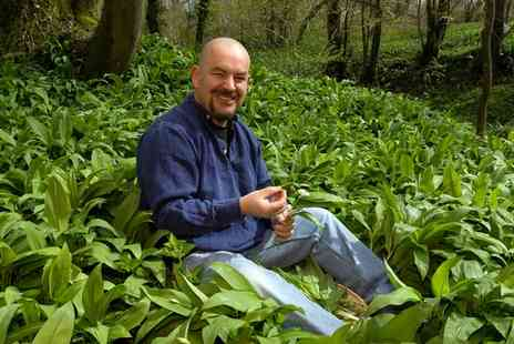 Mat Follas - Wild Food Foraging and a Three Course Lunch For One or Two  - Save 52%
