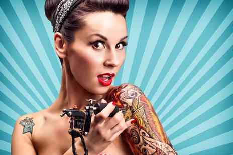 Excel Derma Care - Three Sessions of Laser Tattoo Removal  - Save 78%