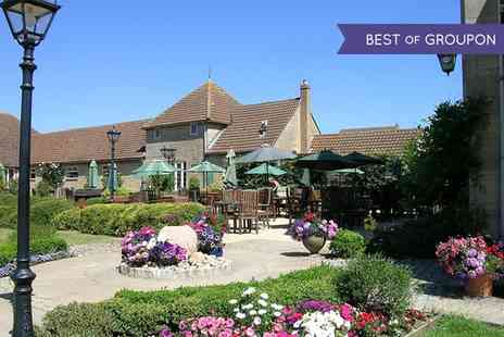 Toft Country House Hotel - One or Two Nights stay For Two With Breakfast and Bottle of Bubbly  - Save 0%