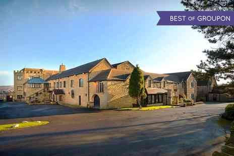 BEST WESTERN Derwent Manor Hotel - One or Two Nights stay For Two With Breakfast, Dinner and Leisure Access  - Save 0%