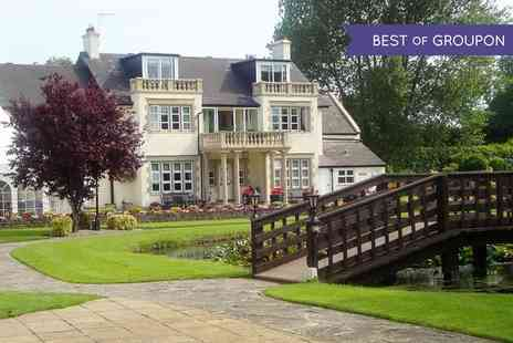 Rookery Manor - One or Two Nights stay For Two With Breakfast, Dinner, Prosecco and Spa Access  - Save 61%