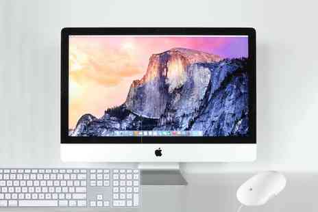 "Wesellmac - Refurbished MC812B/A Apple iMac 21.5"" 2011 Model Core i5 2.7Ghz 4GB-16GB RAM 1000GB HDD With Free Delivery - Save 0%"