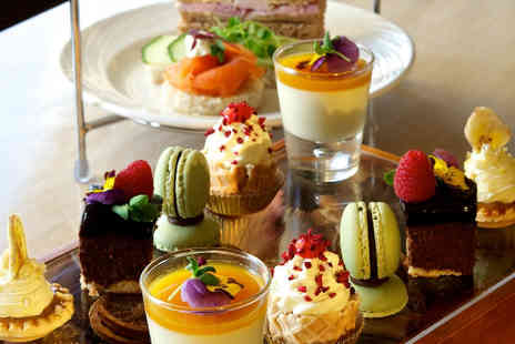 Glendower Hotel - Winter afternoon tea for two with cocktails - Save 52%