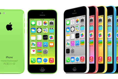 GRS/AmTrust Europe - Apple iPhone 5C 16GB, Five Colours - Save 53%
