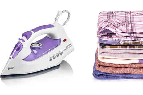 Swan Products - Swan 2600w Steam Iron - Save 54%