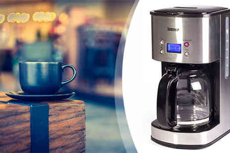 Pik-A-Pak - Igenix Digital Coffee Maker - Save 50%