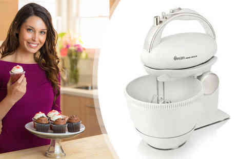 Swan Products - Swan Hand Mixer and Bowl - Save 56%