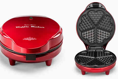 Pik-A-Pak - Waffle Maker by Gourmet Gadgetry - Save 28%