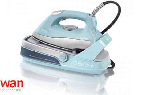 Swan Products - Swan Compact Steam Generator Iron - Save 65%