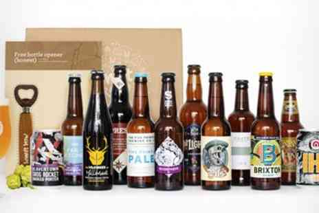 Honest Brew - Six Craft Beers  - Save 0%