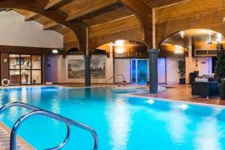 The Abbey Hotel Golf - Spa Day with 55 Min ESPA Facial & Lunch - Save 45%
