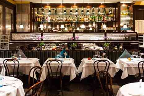 Galvin Bistrot de Luxe - Michelin Listed Meal & Prosecco  - Save 0%