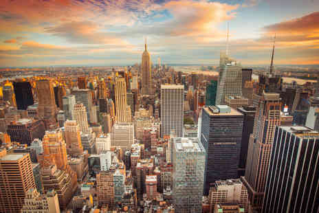 Holiday Desire - Three night 4 Star  trip to New York including flights - Save 29%