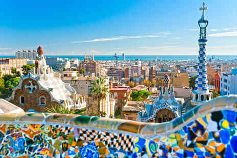 Holiday Desire - Two night Barcelona break including flights - Save 24%