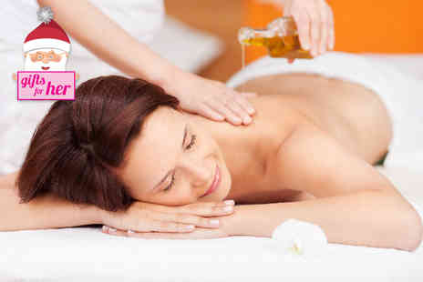 Beauty Clinic - 90 minute pamper package including a skin analysis massage and choice of facial - Save 66%