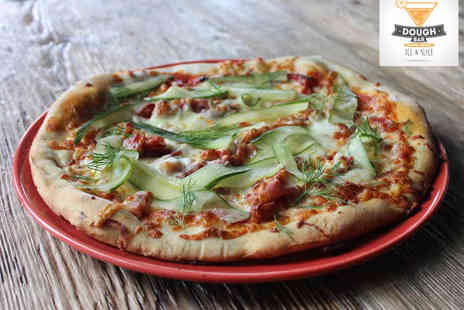 Dough Bar - Pizza and Fries for Two - Save 53%