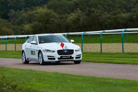 Jaguar First - Under 17s 30 Minute Jaguar XE Driving Experience - Save 0%