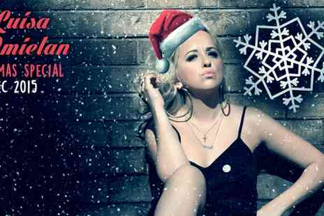 Live Nation - Two Tickets to Luisa Omeilan Xmas Show on 9 December  - Save 50%