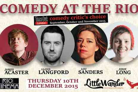 Little Wander  - Two Tickets for Comedy on  10 December - Save 48%
