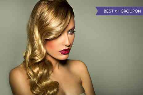 Infinity House Beauty Salon - Full Head Tint, Cut, Blow Dry and a Kerastase Treatment Plus Champagne  - Save 42%