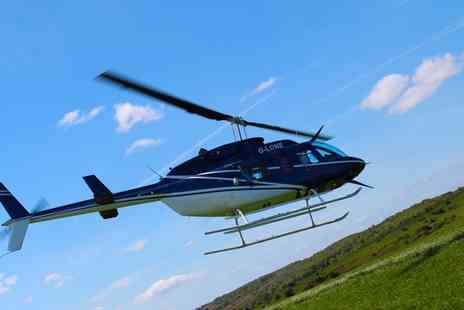 Central Helicopters - Six Mile Scenic Helicopter Flight For One   - Save 0%