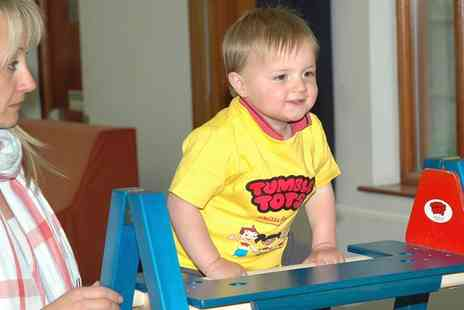 Tumble Tots - Annual Membership with Eight Classes  - Save 49%