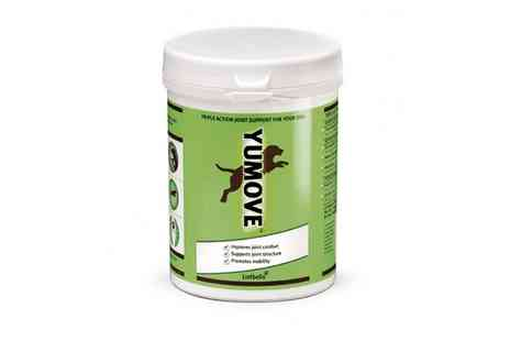 PetShopBowl  - Yumove Joint Supplements for Dogs 120 tablets With Free Delivery - Save 42%