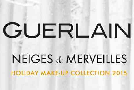 Guerlain Spa - Guerlain party makeover with Prosecco - Save 0%