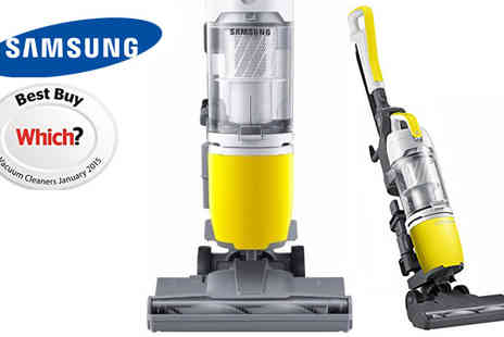 Electronics and Gadgets Direct - Samsung VU3000 Pets Bagless Upright Vacuum Cleaner - Save 25%