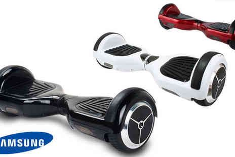Lol Bargains - Self Balancing Electric Hoverboard with Remote - Save 55%