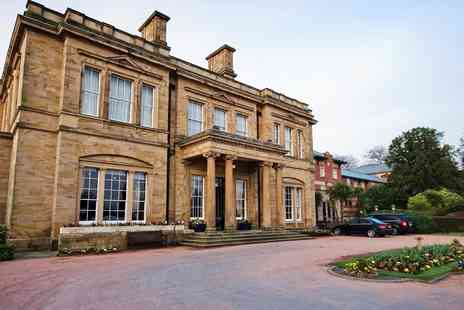 De Vere Oulton Hall - Elegant Spa Day near Leeds including Massage & Facial - Save 47%