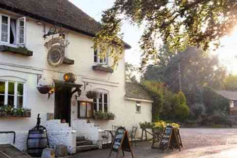 The Ringlestone Inn - Three Course Dinner for Two - Save 50%