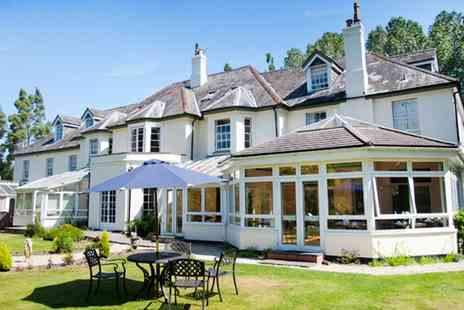 Woodlands Lodge Hotel - New Forest Escape With Three Course Dinner and Extras - Save 39%