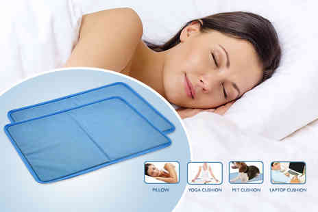 Shop Monk - Cooling gel pillow - Save 57%