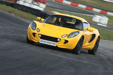 Driving Sensation - Junior Supercar Driving Experience - Save 0%