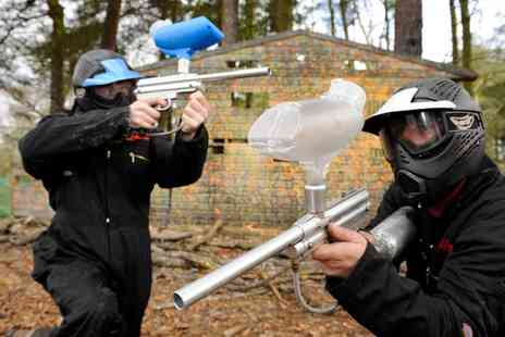 Nationwide Paintball - 10 Paintball Passes   - Save 0%