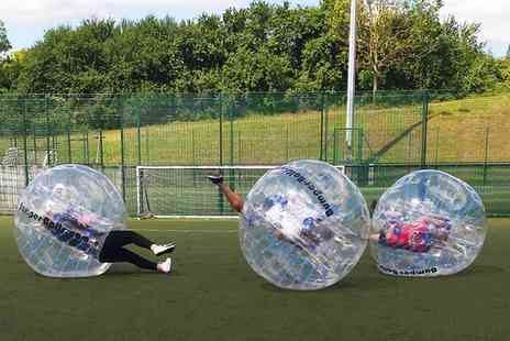 Strood Leisure Center - One Hour Bubble Football Session for Up to 12 - Save 50%
