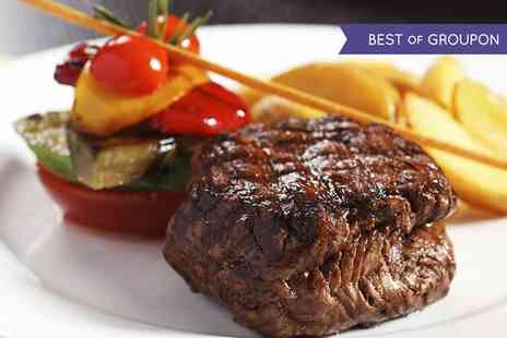 The Duck Inn - Two Course Meal with Bubbly for Two - Save 47%