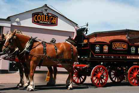 Cotleigh Brewery - Brewery Tour and Beer Tasting for One - Save 33%